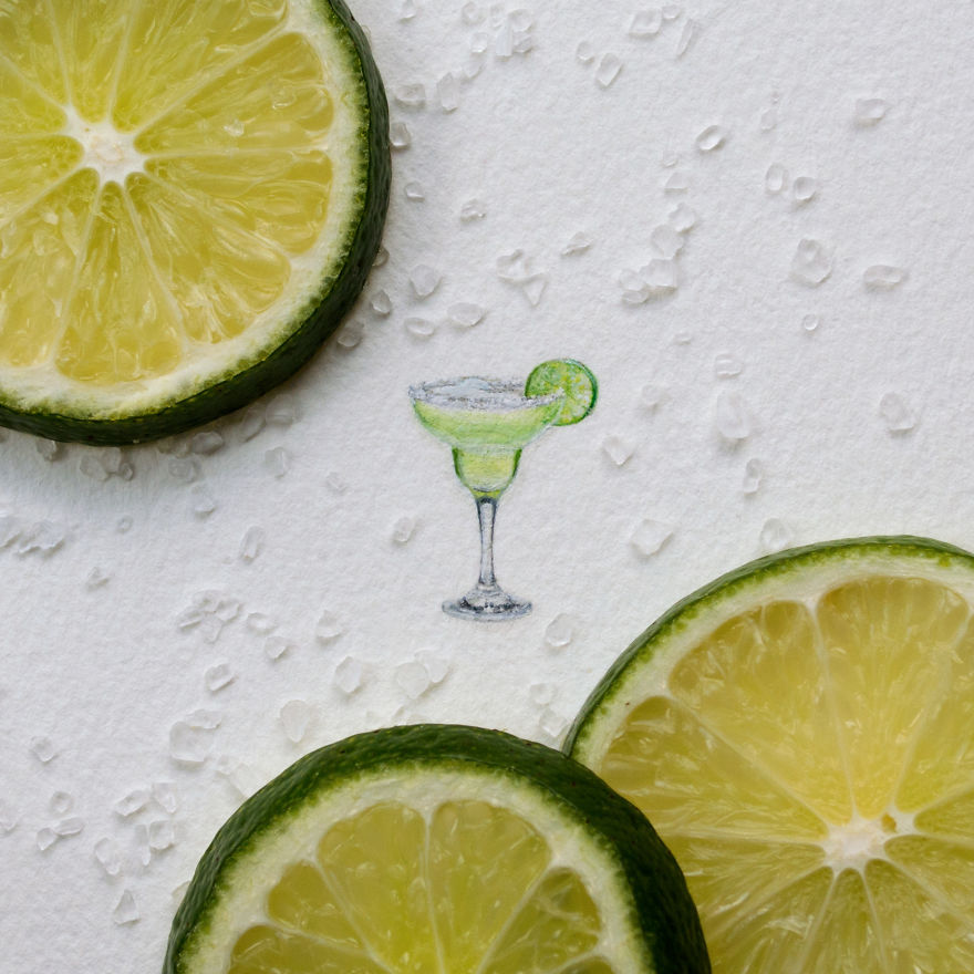 Margarita. In Celebration Of A Hard Working Woman's Retirement