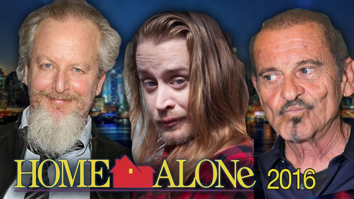 "Cast ""home Alone"" 26 Years Later"