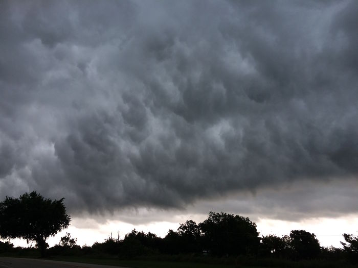 Storm Clouds By Reshma Krishnan Of India