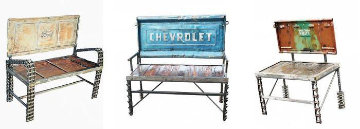 Art Furniture Design By Raymond Guest