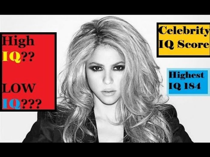 11 Celebrities With High And Low Iq Scores | Smartest Celebrities