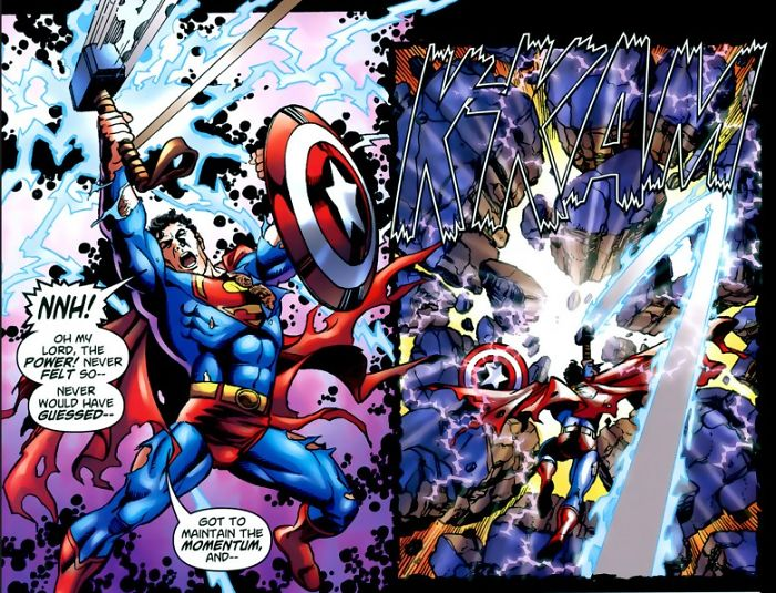 5 Superheroes Who Have Lifted Thor's Mystical Hammer