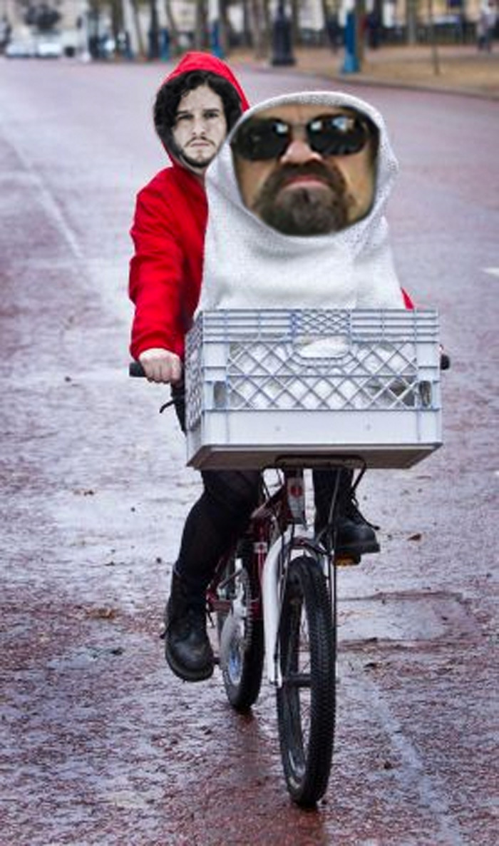 Tyrion Phone Home
