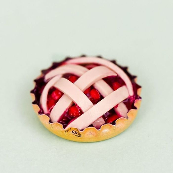 Beer Bottle Cap Pie