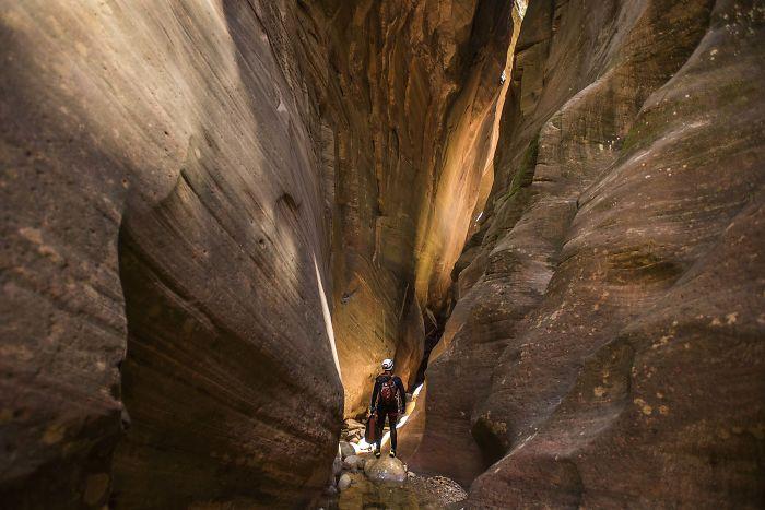 How I Risked My Life And Limb In Utah's Hazardous Slot Canyons