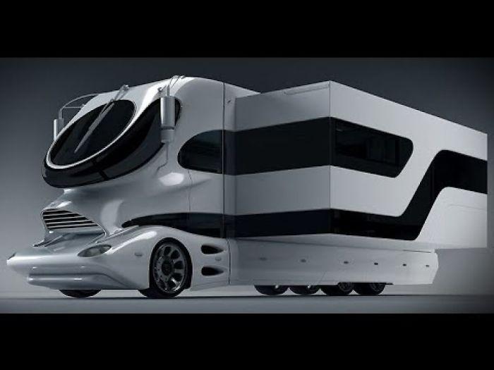 Transformer Homes – Transformer House – Truck Transform Into House