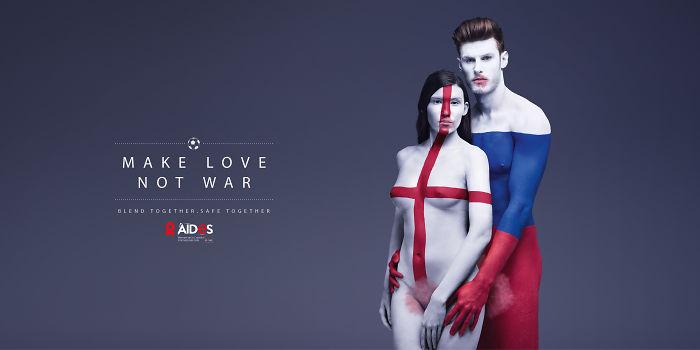 Aides: Make Love, Not War – Nsfw