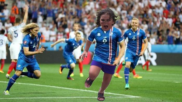 Euro 2016: England V Iceland