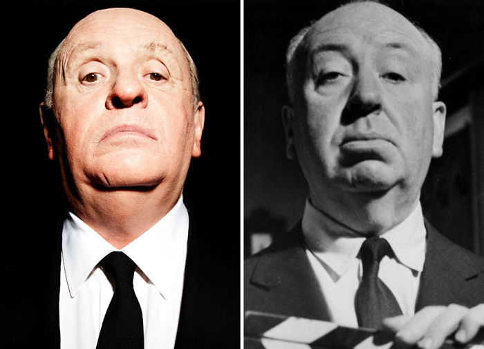 Anthony Hopkins As Alfred Hitchcock In Hitchcock (2012)