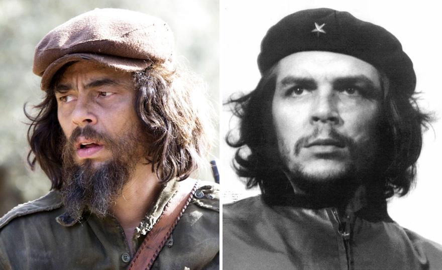 """Benicio Del Toro As Ernesto """"Che"""" Guevara In Che (2008)"""