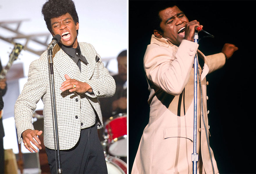 Chadwick Boseman As James Brown In Get On Up (2014)