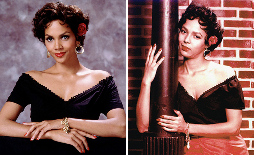 Halle Berry As Dorothy Dandridge In Introducing Dorothy Dandridge (2000)