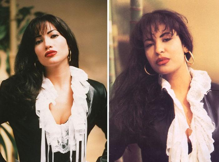 Jennifer Lopez As Selena Quintanilla-Pérez In Selena (1997)