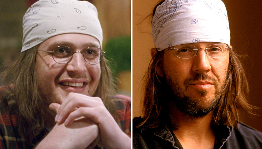 Jason Segel As David Foster Wallace In The End Of The Tour (2015)