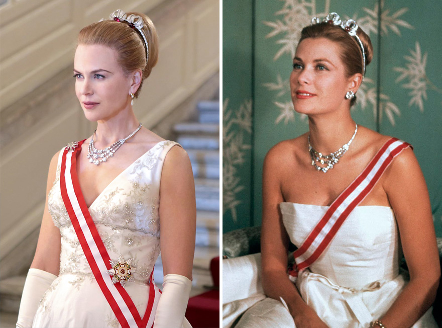 Nicole Kidman As Grace Kelly In Grace Of Monaco (2014)