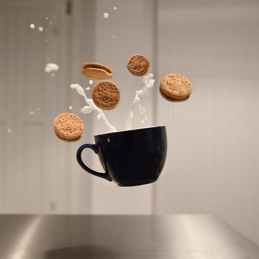 My Floating Breakfast