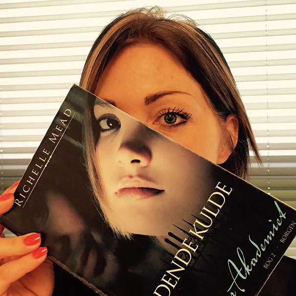 Richelle Mead Book Cover