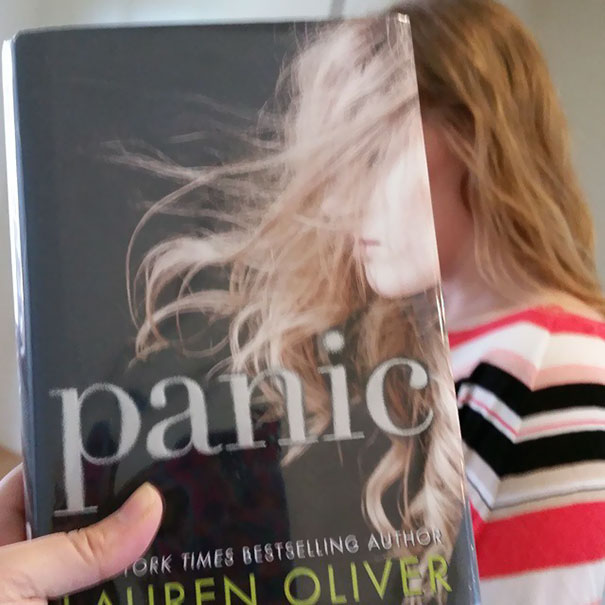 Panic Book Cover