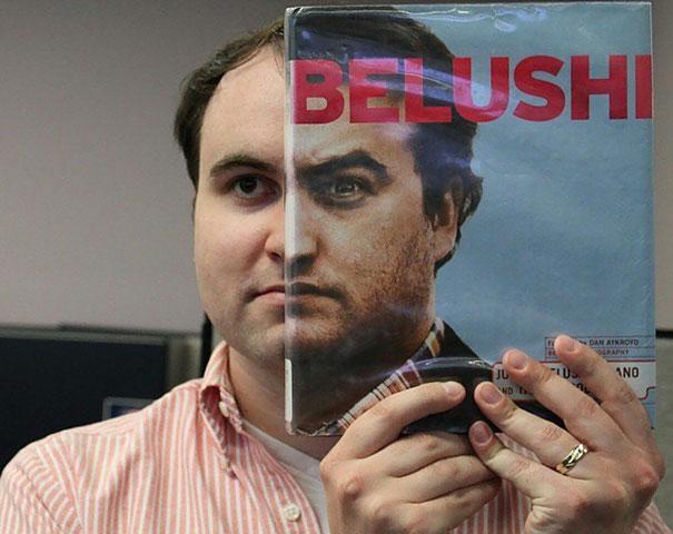 Belushi Repost From Work