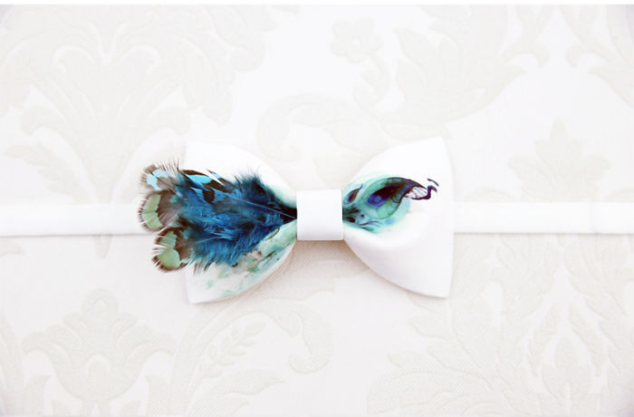 Unique And Colors Handmade Bow Ties