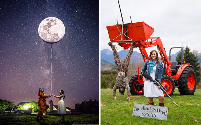 10+ Of The Most Creative Engagement Announcements Ever