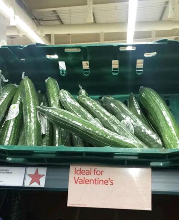 Local Supermarket Has No Chill