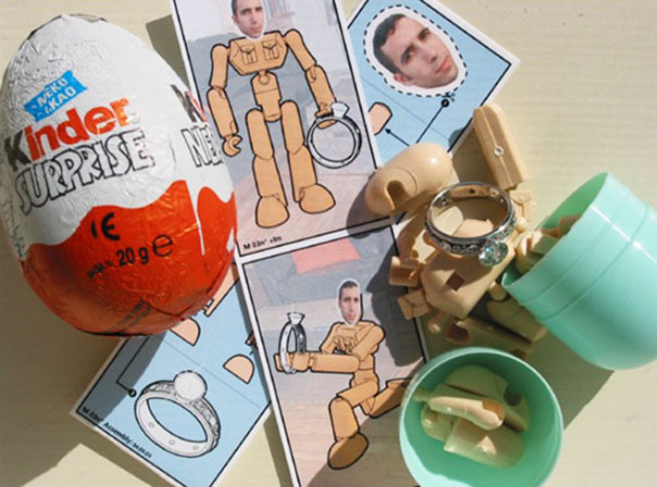 Kinder Surprise Proposal