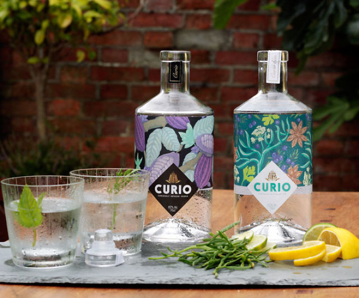 Spirits Packaging Design: 2016 Trends