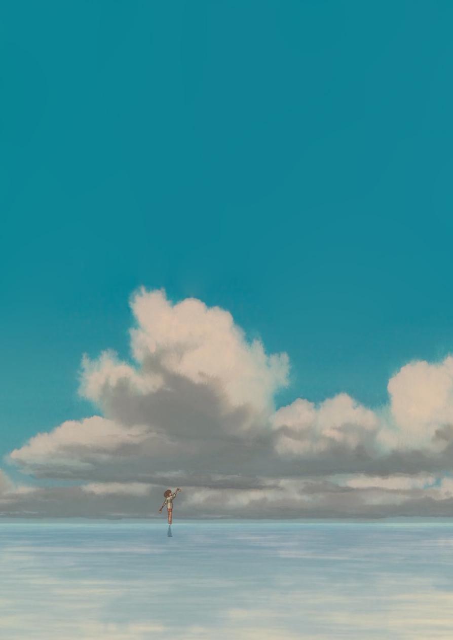 Studio Ghibli Phone Background Phone Wallpapers