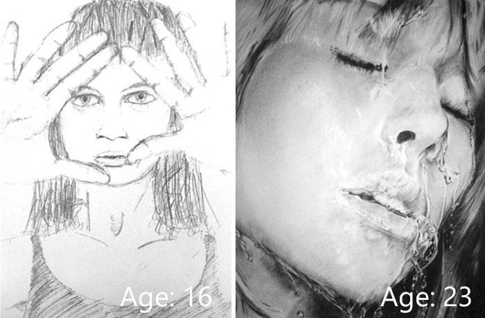 Age 16 Vs Age 23