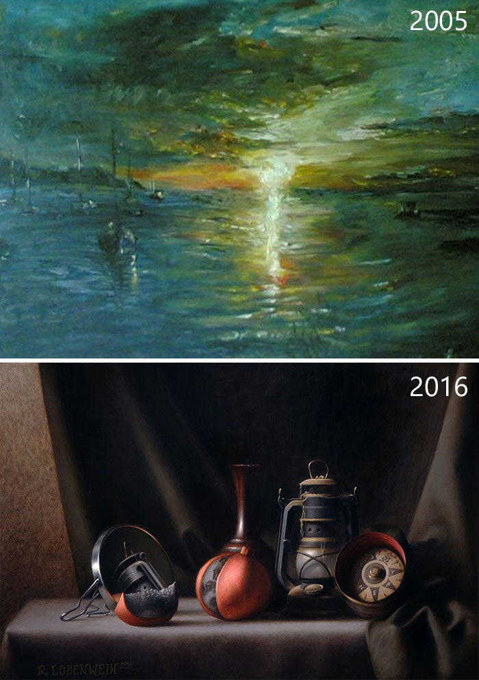 2005 And 2016