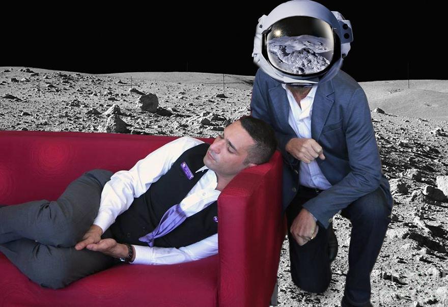 The Awkward Moonment