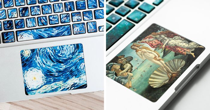Keyboard Stickers That Turn Your Laptop Into Iconic