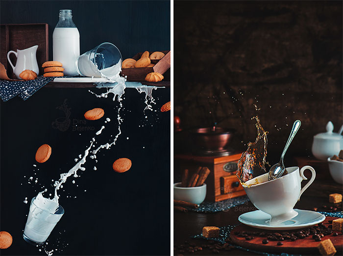 I Photograph Still Life Images In Action