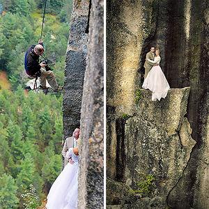 Funny Wedding Photographer