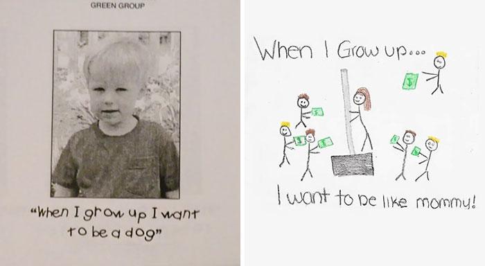 44 Kids With Hilarious Life Goals