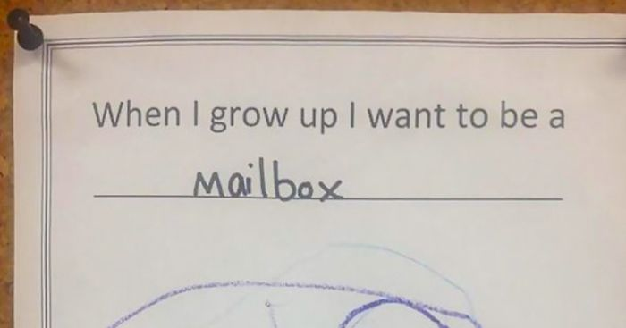 44 Kids With Hilarious Life Goals. Funny ... 87caaab22ace8