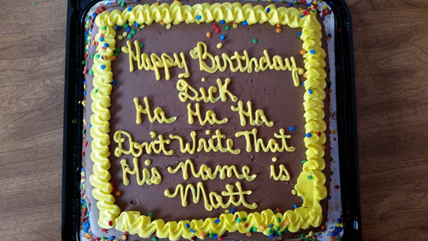 10 Cake Decorators Who Took Instructions Too Literally Bored Panda