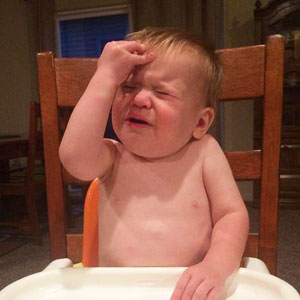 20+ Ridiculous Reasons Why Kids Cry