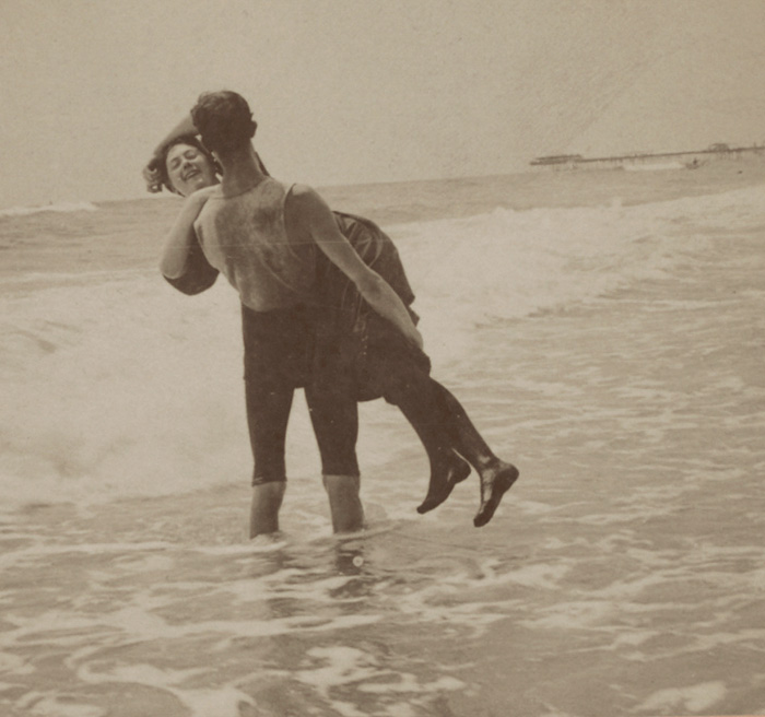 Say That Again, And I'll Dip You In, 1897