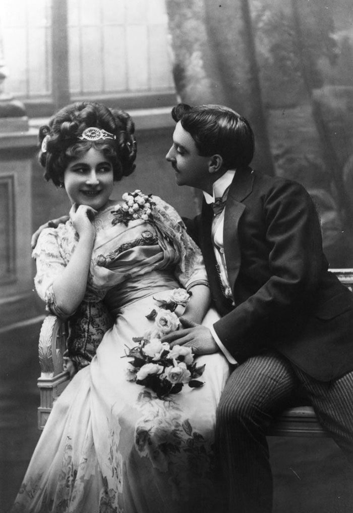 Courting In The 1800s Never Looked Better