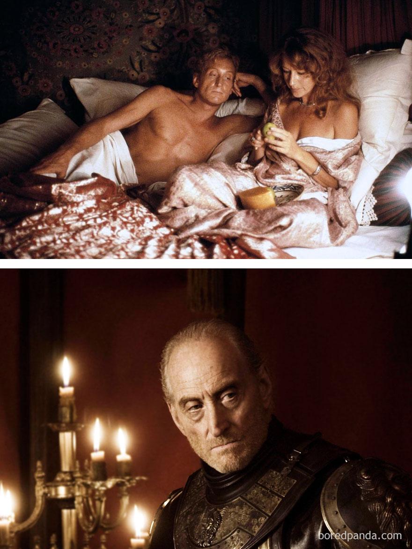 قبل وبعد مسلسل Game of Thrones - تايون لنيستر