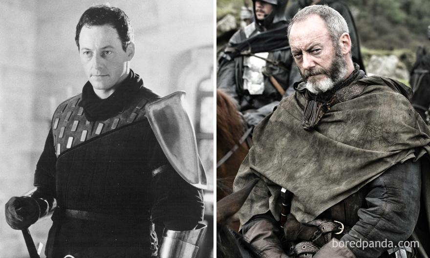 قبل وبعد مسلسل Game of Thrones - دافوس