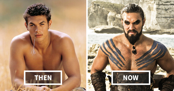 Game Of Thrones Cast Then And Now (20+ Pics)