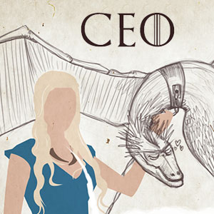 If Game Of Thrones Characters Worked In An Ad Agency...