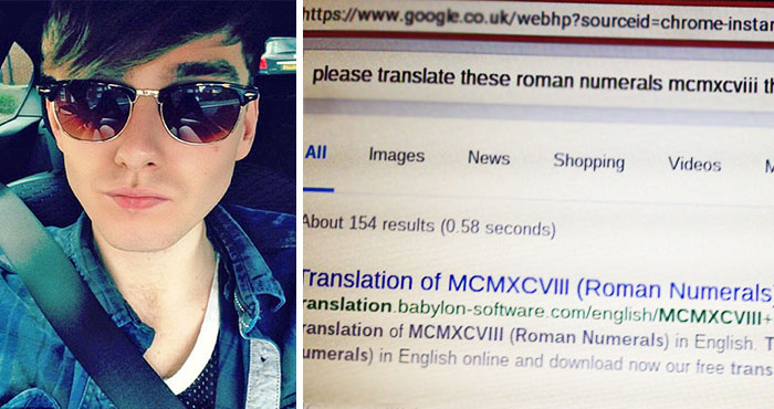 Guy Shares His 85-Year-Old Granny's Polite Google Search And It Goes Viral
