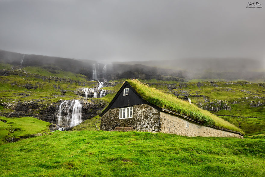 Island Of Streymoy, Saksun, Faroe Islands