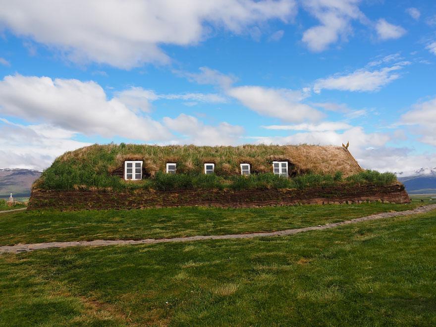 Glaumbaer, Iceland