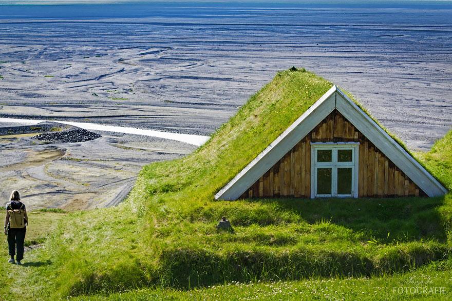 Vatnajökull Nationalpark, Iceland