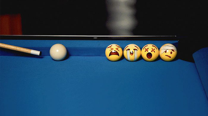 We Made An Emoji Pool Set, Because Why Not?